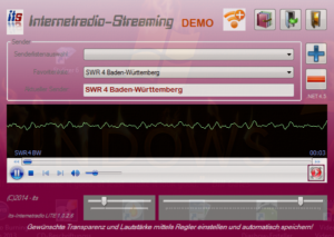 its Internetradio Streaming